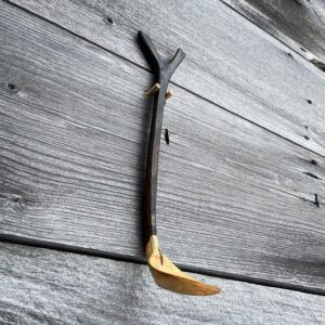 212. 3 Joshua Toni Lee Hand Carved Wooden Spoon