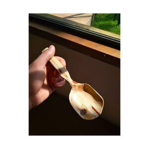 225. Crevs Claro Hand Carved Wooden Spoon