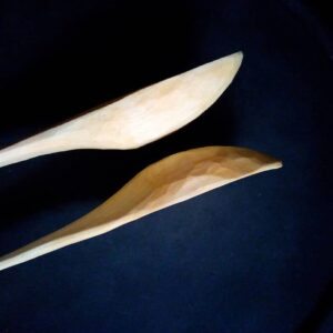 414. 1 Spoonshi 247 Hand Carved Wooden Spoon