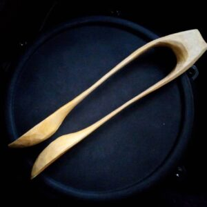 414. 5 Spoonshi 247 Hand Carved Wooden Spoon